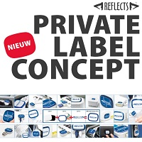 reflects private label concept